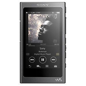 Sony Walkman 16 GB NWA-35 (sort)