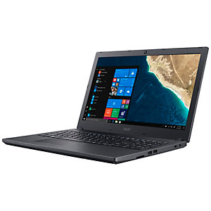 "Acer TravelMate P2510-M 15.6"" bærbar PC (sort)"