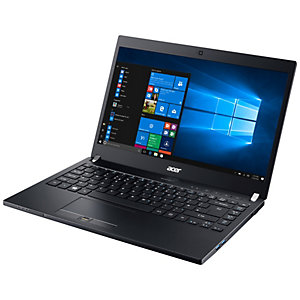 "Acer TravelMate P648 G3 14"" bærbar PC (sort)"