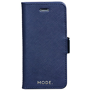 Dbramante New York iPhone 7/8 fodral (blå)