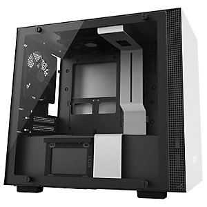 NZXT H200i Mini-ITX PC-kabinett (matt hvit)