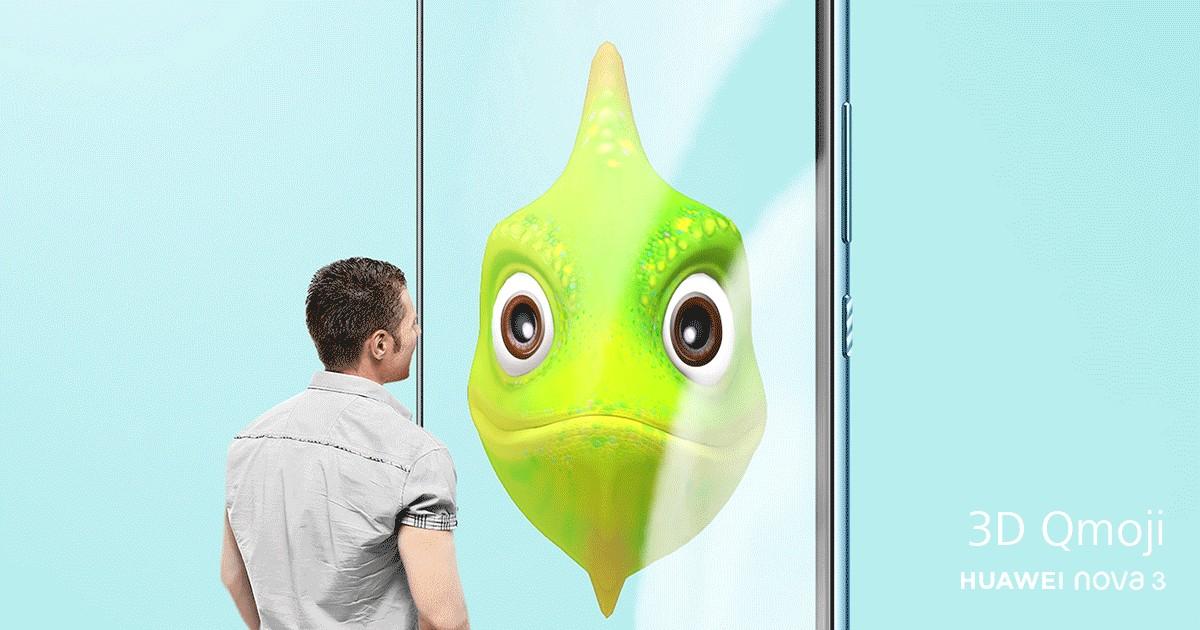 3D-Qmoji