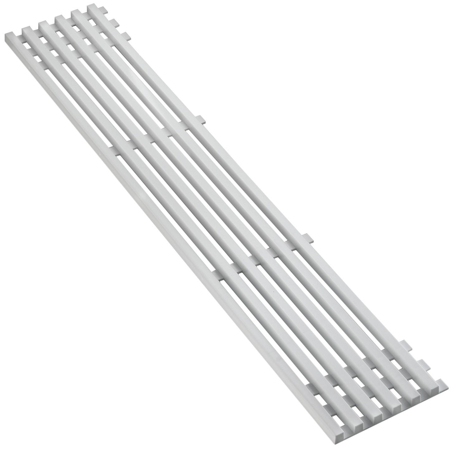 352193 : Nordic Quality ventilasjonsrist (hvit)