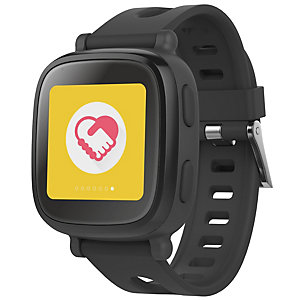 Oaxis WatchPhone 3G smartwatch för barn (svart)