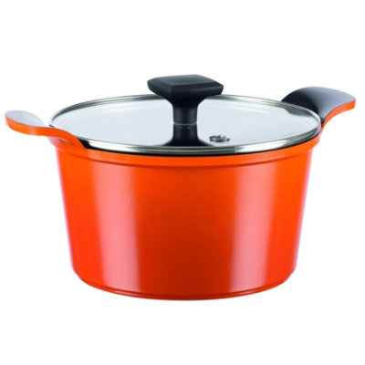 OBH Nordica Eco Kitchen Kastrull (orange - 3 liter) - Köksredskap - Elgiganten