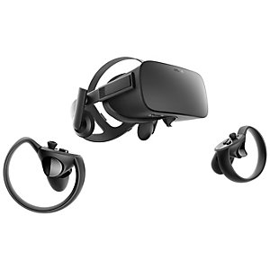 Oculus Rift VR + Oculus Touch pakkaus