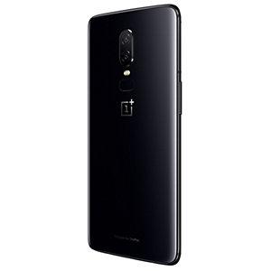 OnePlus 6 älypuhelin 64 GB (peilimusta)