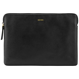 Mode Paris sleeve för MacBook Air 13 (Night black)