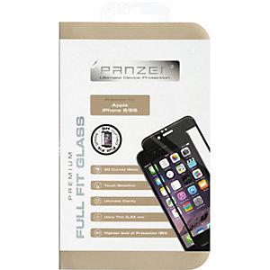 Panzer Glass skjermbeskytter til iPhone 6S (sort)