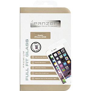 Panzer Glass Skärmskydd iPhone 6s (vit)