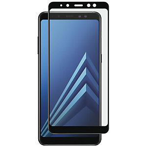 Panzer Glass Samsung Galaxy A8 2018 skärmskydd (svart)