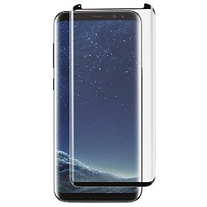 Panzer Curved skärmskydd Samsung Galaxy S8 Plus (svart)