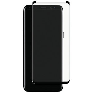 Panzer Samsung Galaxy S9 Plus näytönsuoja (musta)