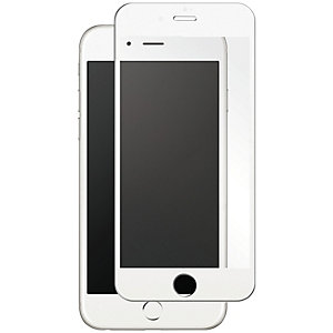 Panzer Full-Fit iPhone 7 Plus näytönsuoja (valkoinen)