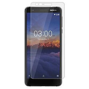 Panzer Full-Fit skjermbeskyttelse Nokia 3.1 (transp.)