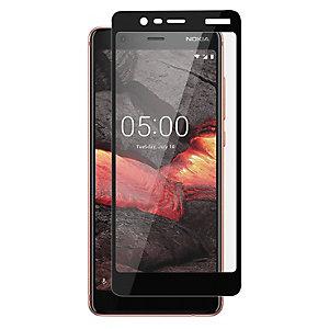 Panzer Full-Fit skjermbeskyttelse Nokia 5.1 (transp.)