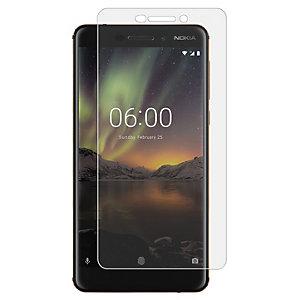 Panzer Full-Fit näytönsuoja Nokia 6.1 (läpinäkyvä)