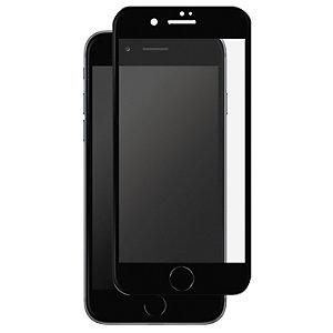 Panzer Curved Silicate Glass iPhone 7 Plus (svart)