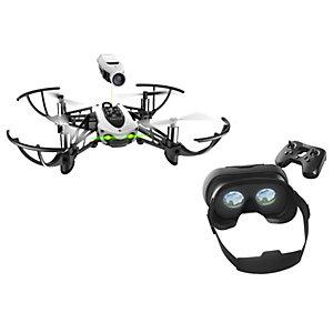 Parrot Mambo drone + FPV lasit