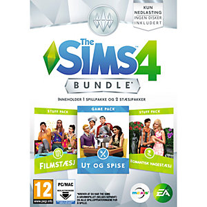 The Sims 4 Bundle Pack 5 (PC)