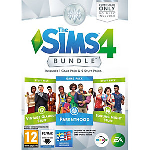 The Sims 4 Bundle (PC)