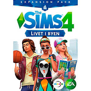 The Sims 4 Livet i Byen (PC)