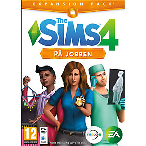 The Sims 4 - Get to Work (PC CD)