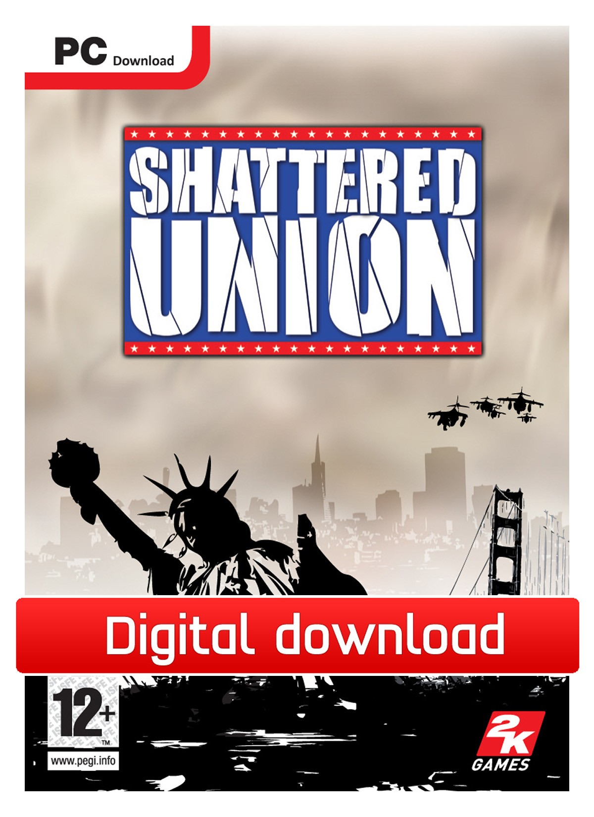 14575 : Shattered Union (PC nedlastning)