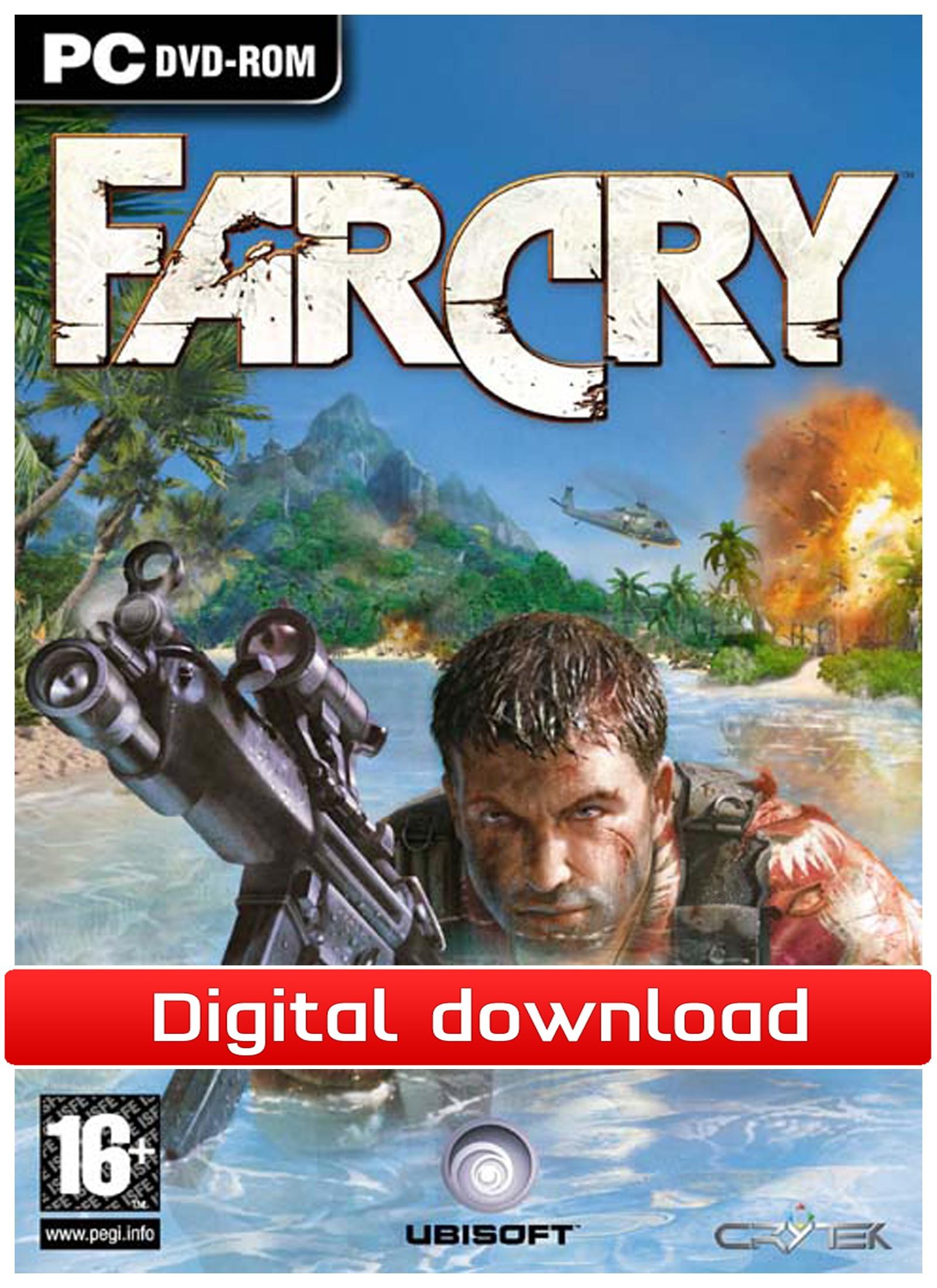 Far Cry (PC nedlastning) PCDD15436