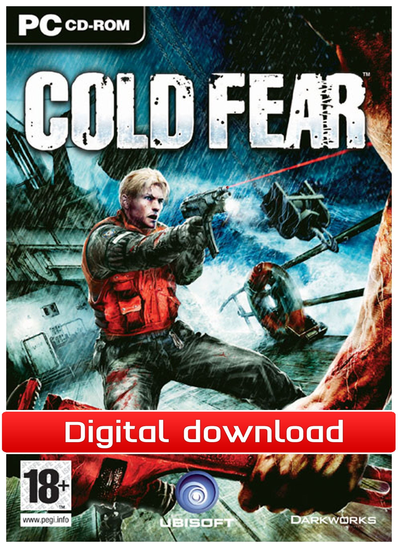 38803 : Cold Fear (PC nedlastning)