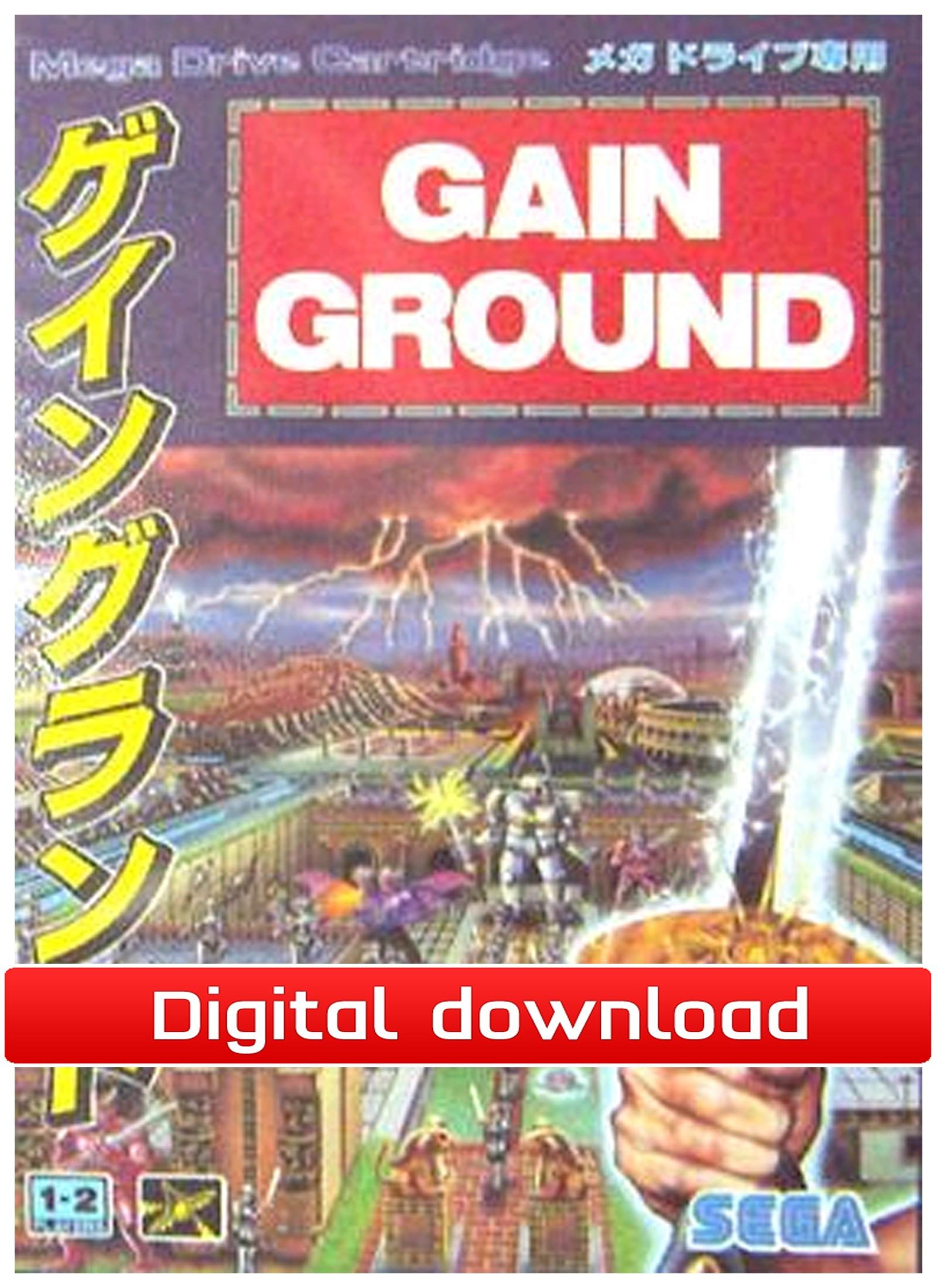 Gain Ground (PC nedlastning) PCDD23535