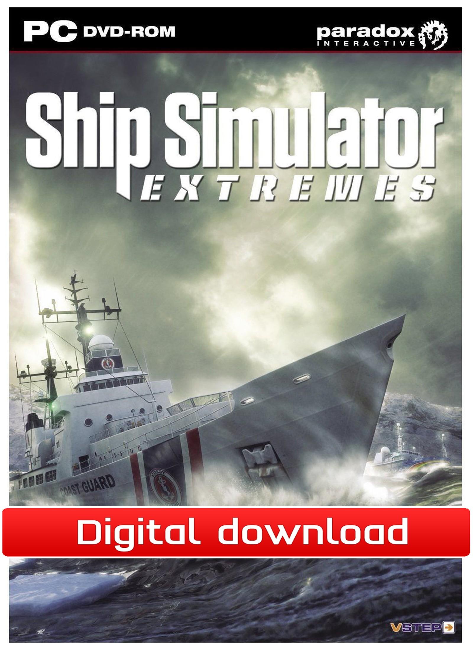 Ship Simulator Extremes (PC nedlastning) PCDD24323