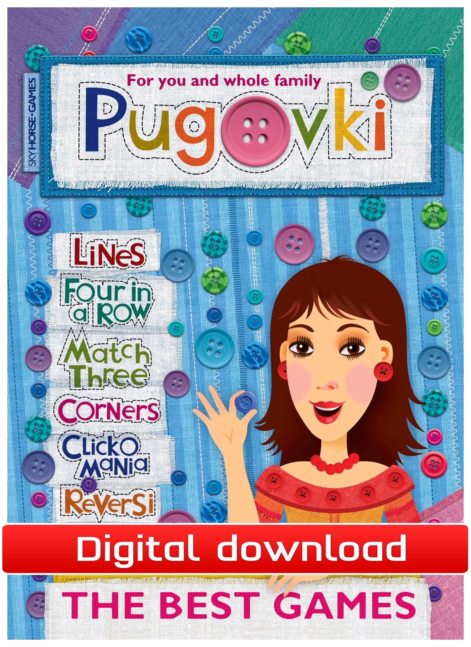 25371 : Pugovki, Buttons (PC nedlastning)