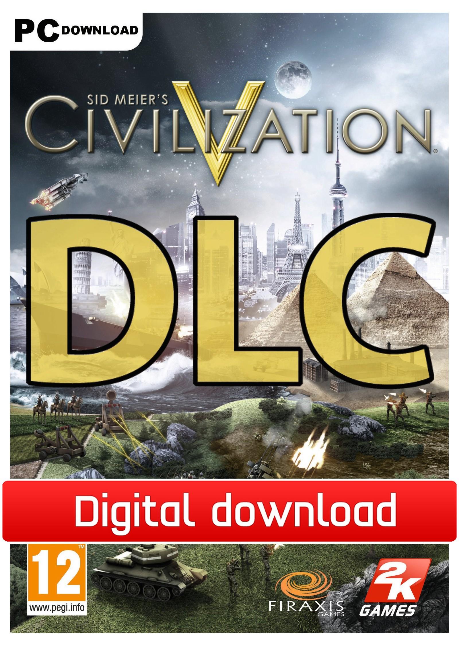 Civilization 5: Polynesia DLC (PC nedlastning) PCDD26271
