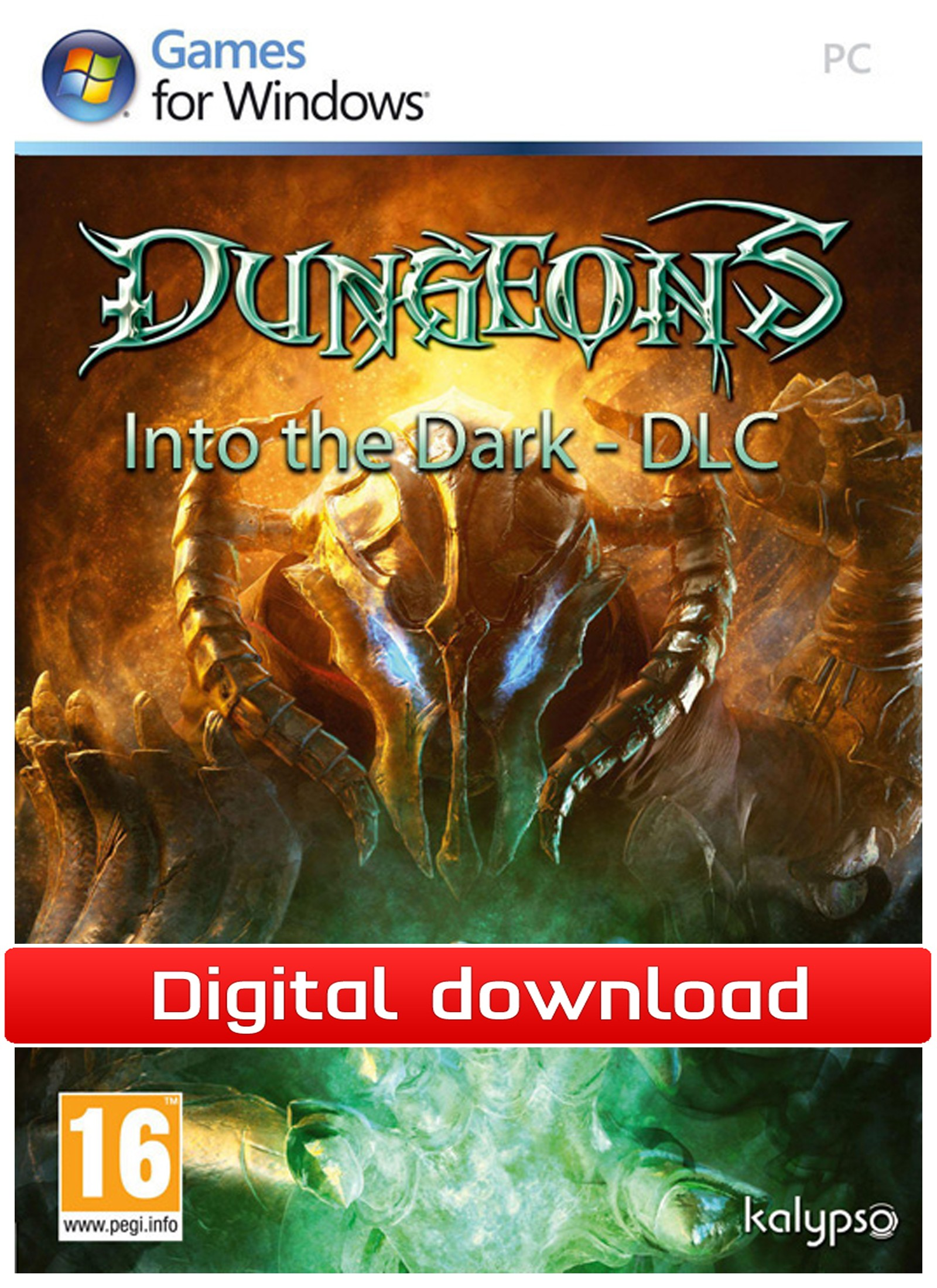 26502 : Dungeons: Into the Dark - DLC(PC nedlastning)