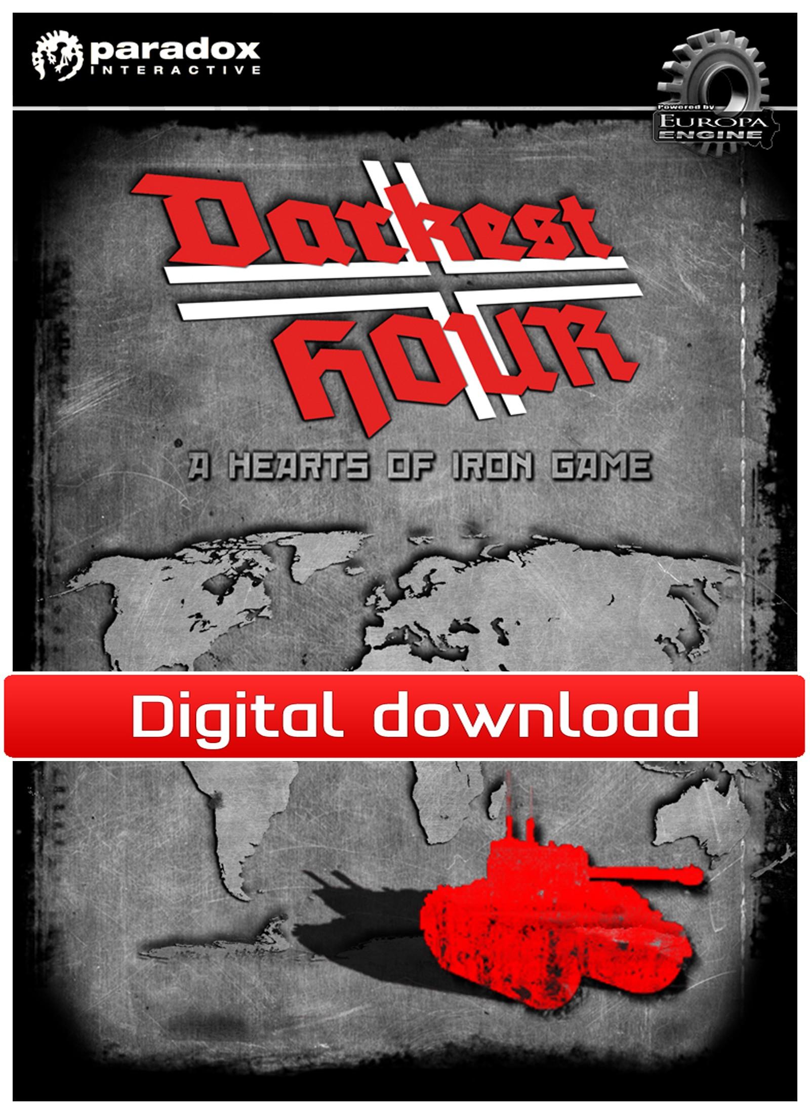 Darkest Hour (PC nedlastning) PCDD26525