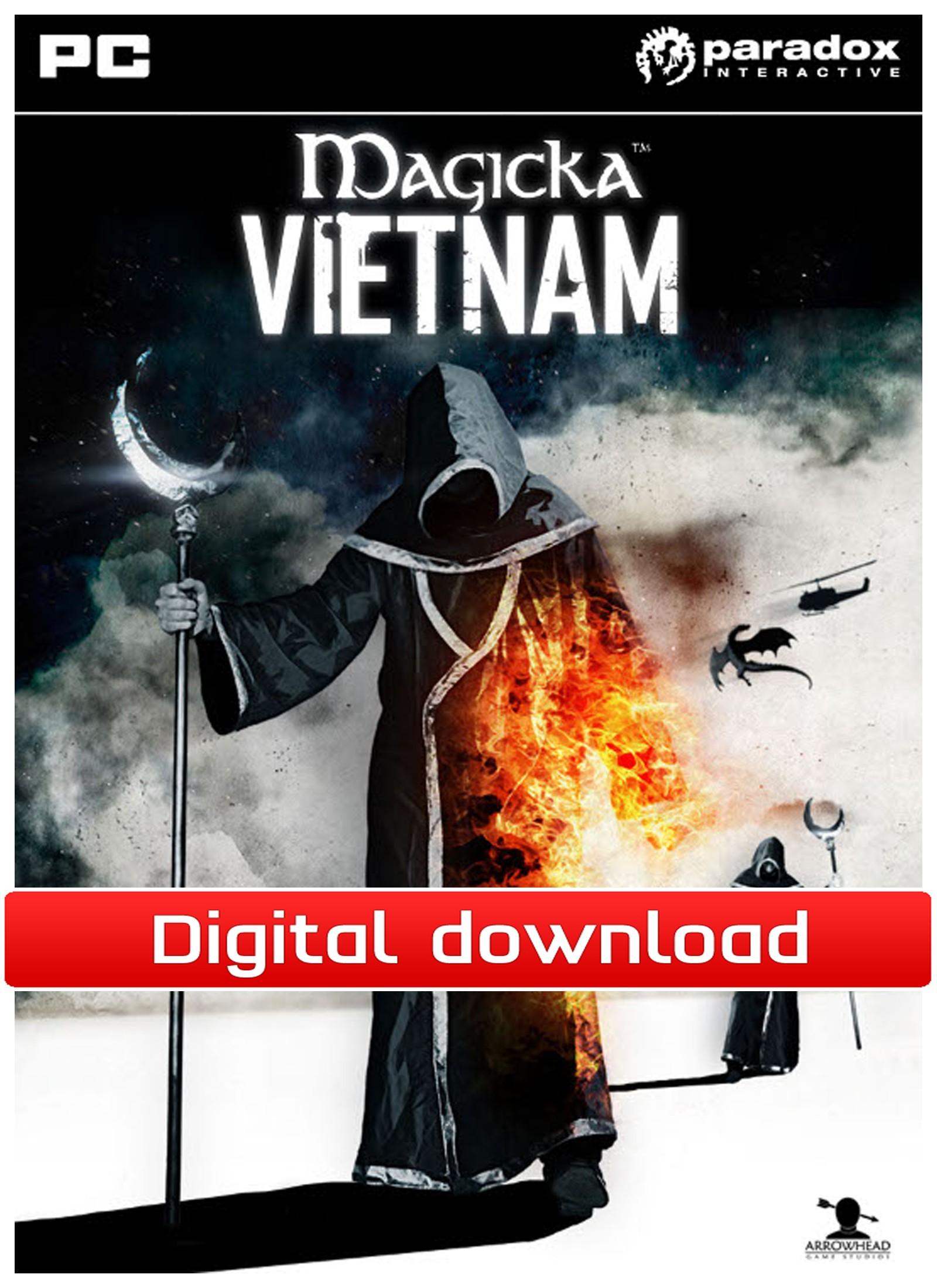 Magicka: DLC Vietnam (PC nedlastning) PCDD26530