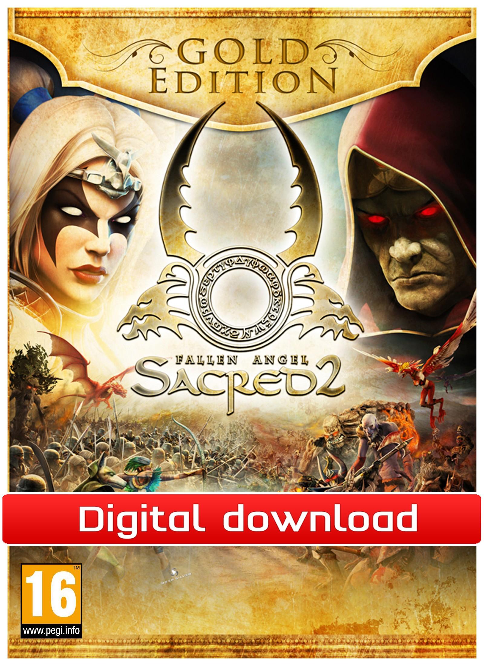 Sacred 2 Gold (PC nedlastning) PCDD26926
