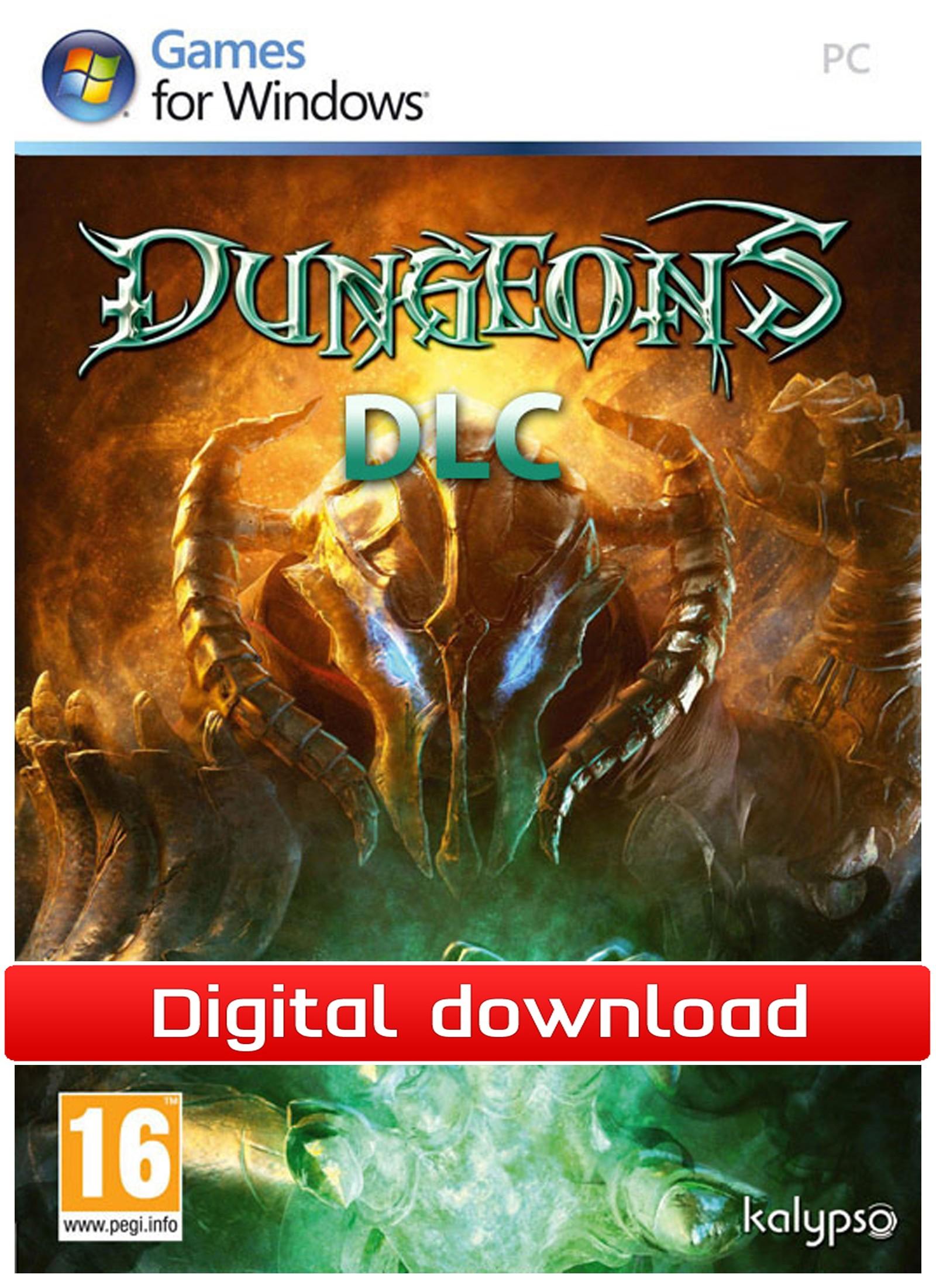 Dungeons DLC pack 2 (PC nedlastning) PCDD27073