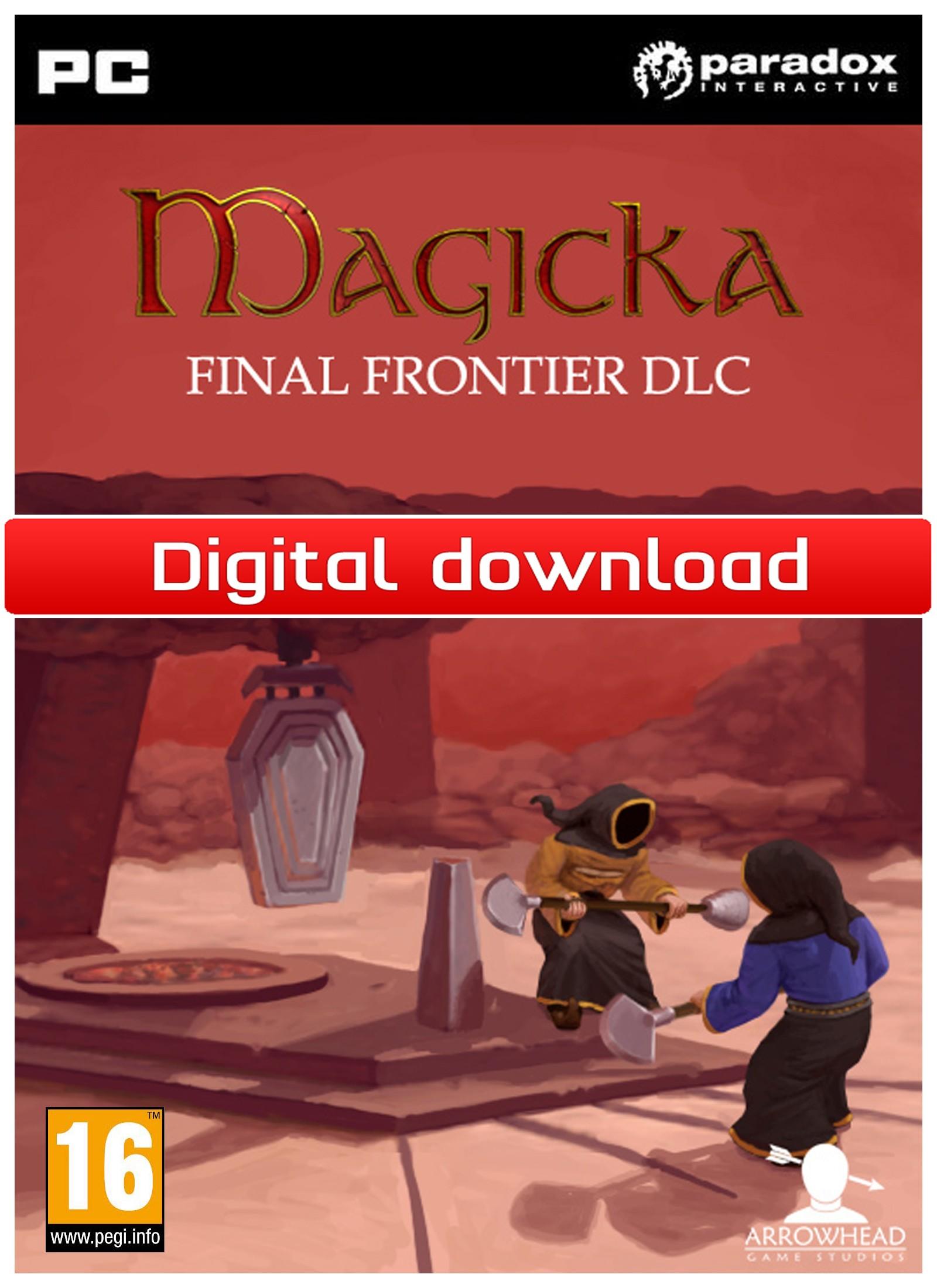 Magicka: DLC Final Frontier (PC nedlastning) PCDD27081