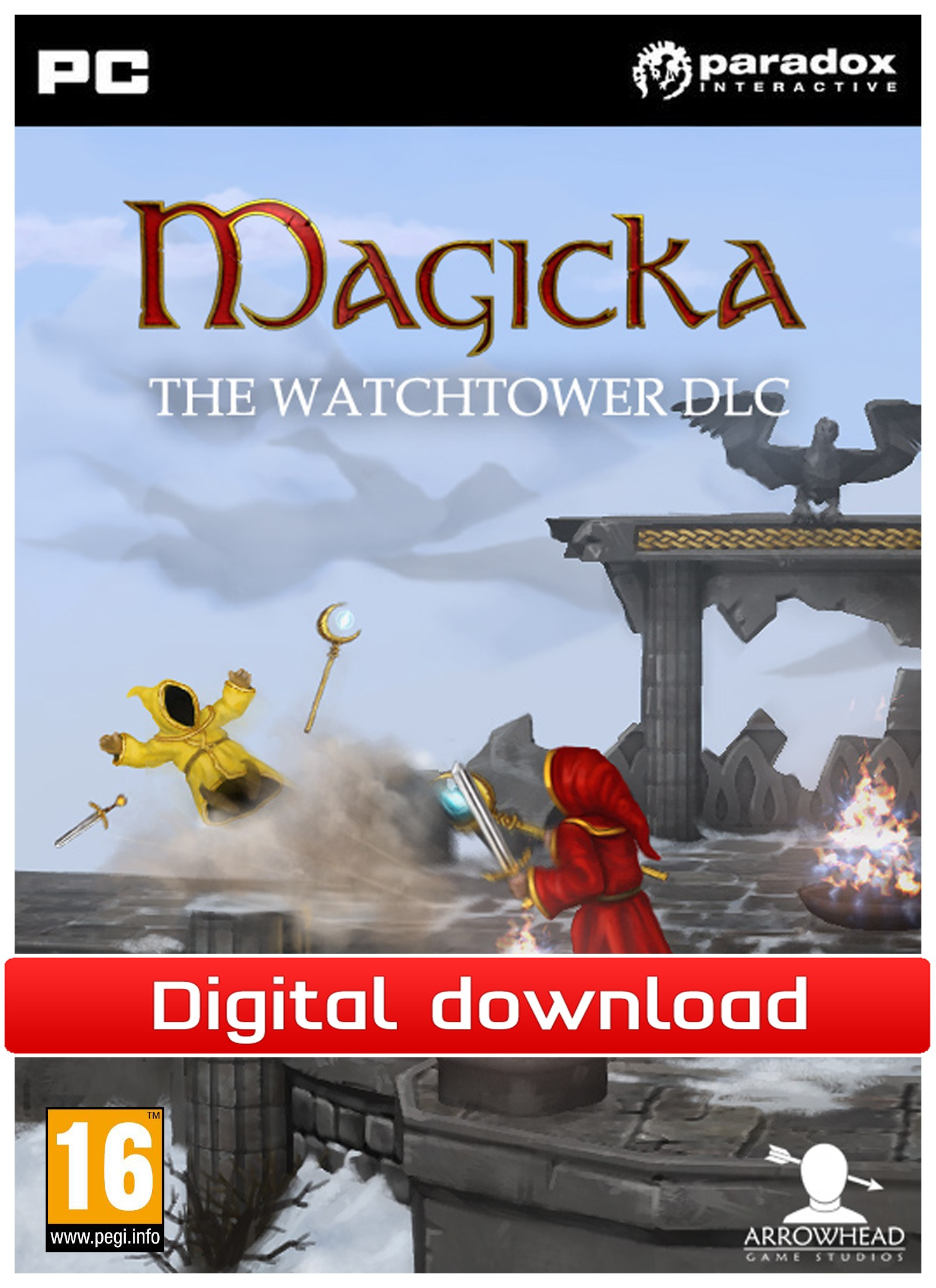27084 : Magicka: DLC The Watchtower (PC nedlastning)