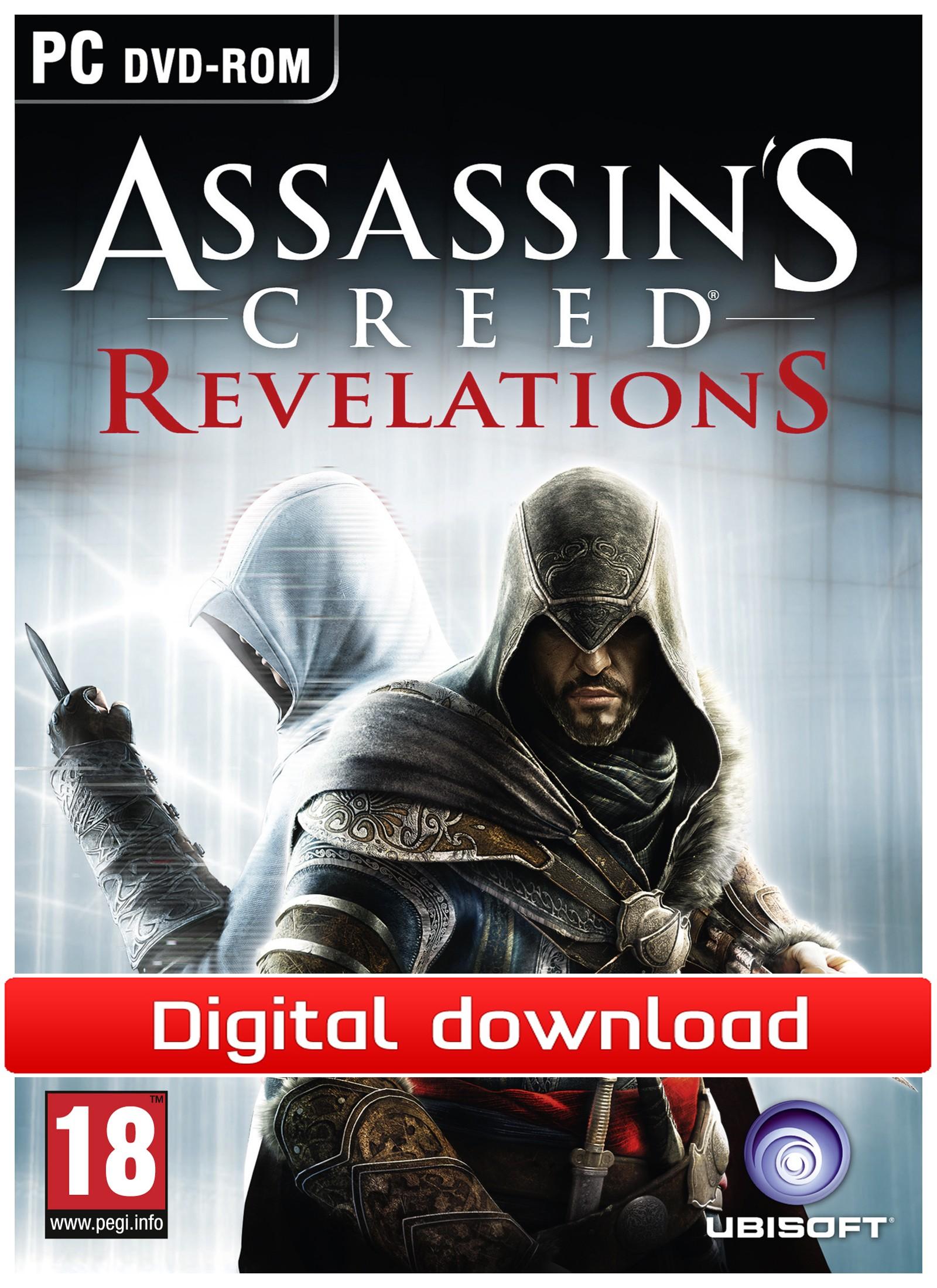 Assassins Creed: Revelations (PC nedlastning) PCDD27175
