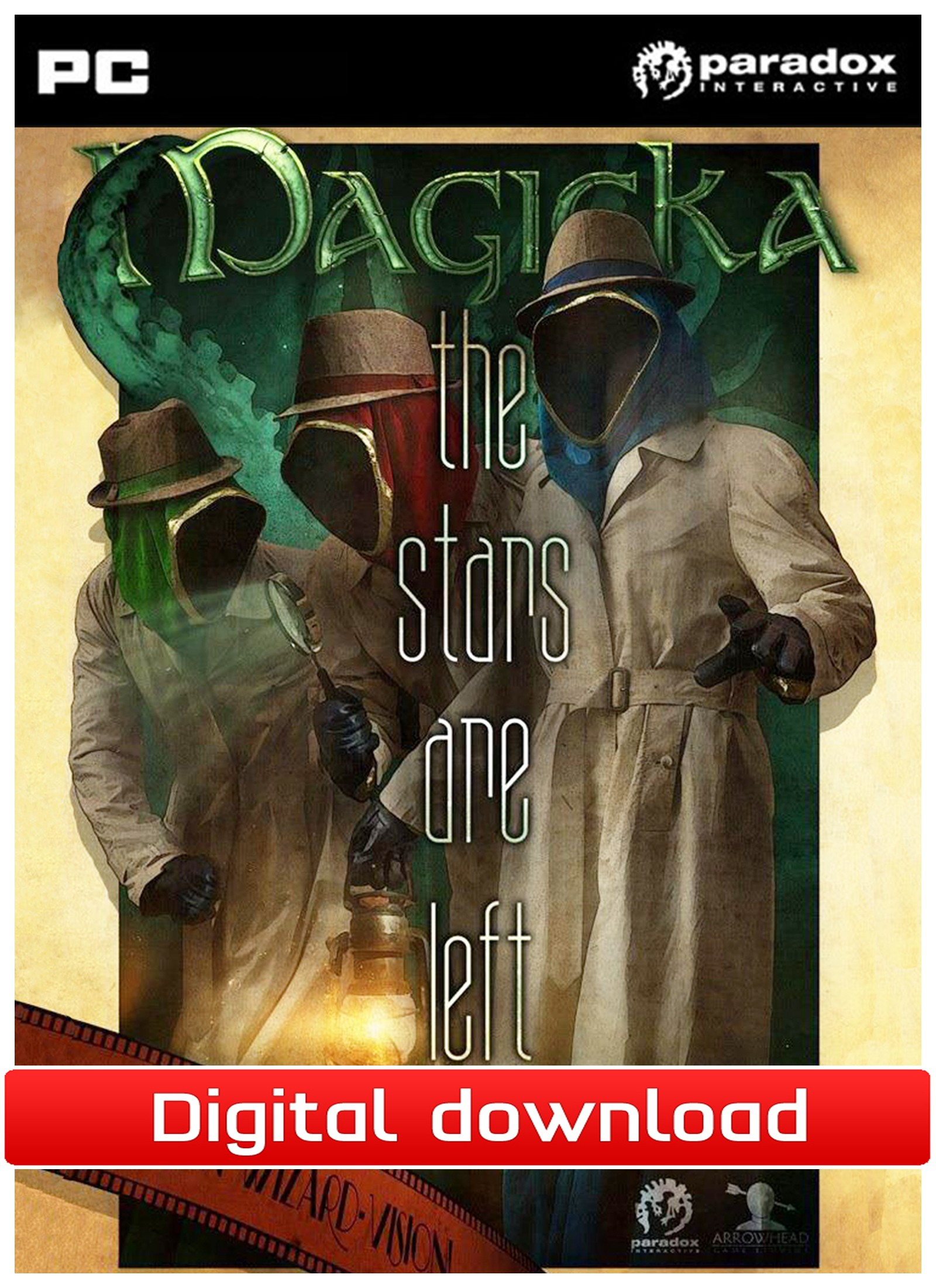 28123 : Magicka: DLC The Stars are Left (PC nedlastning)