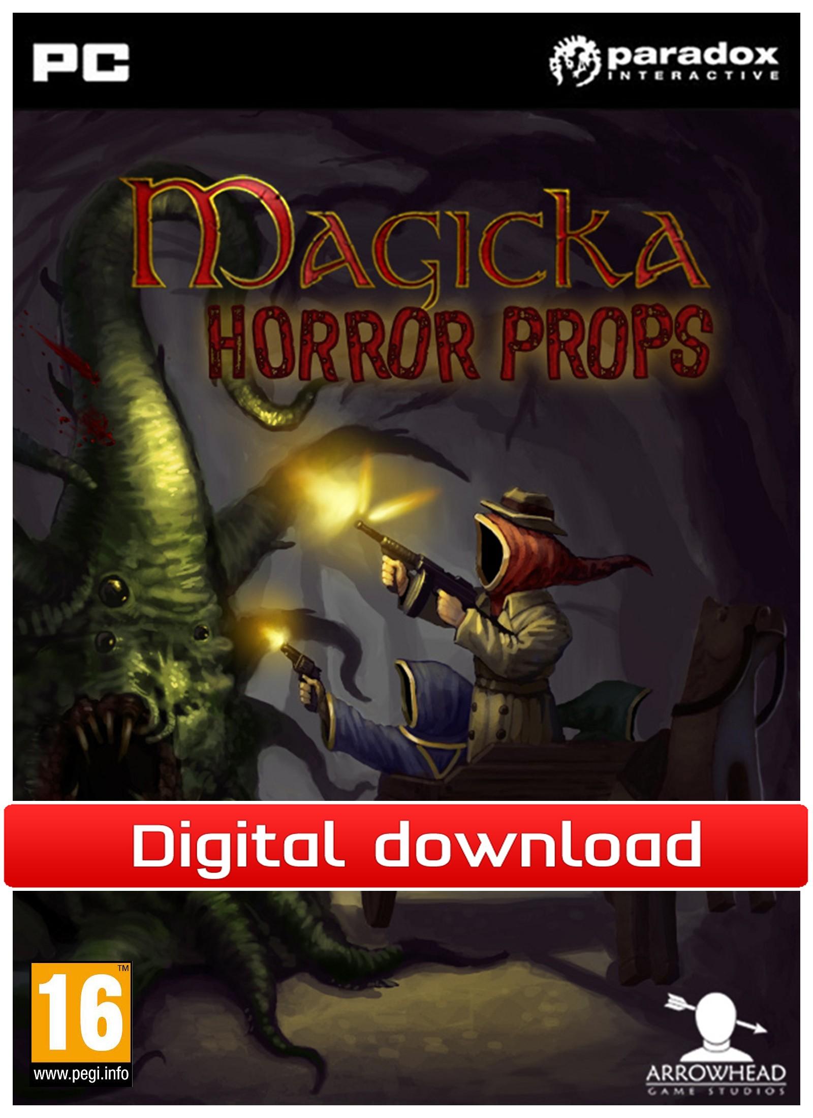 Magicka: DLC Horror Props (PC nedlastning) PCDD28173