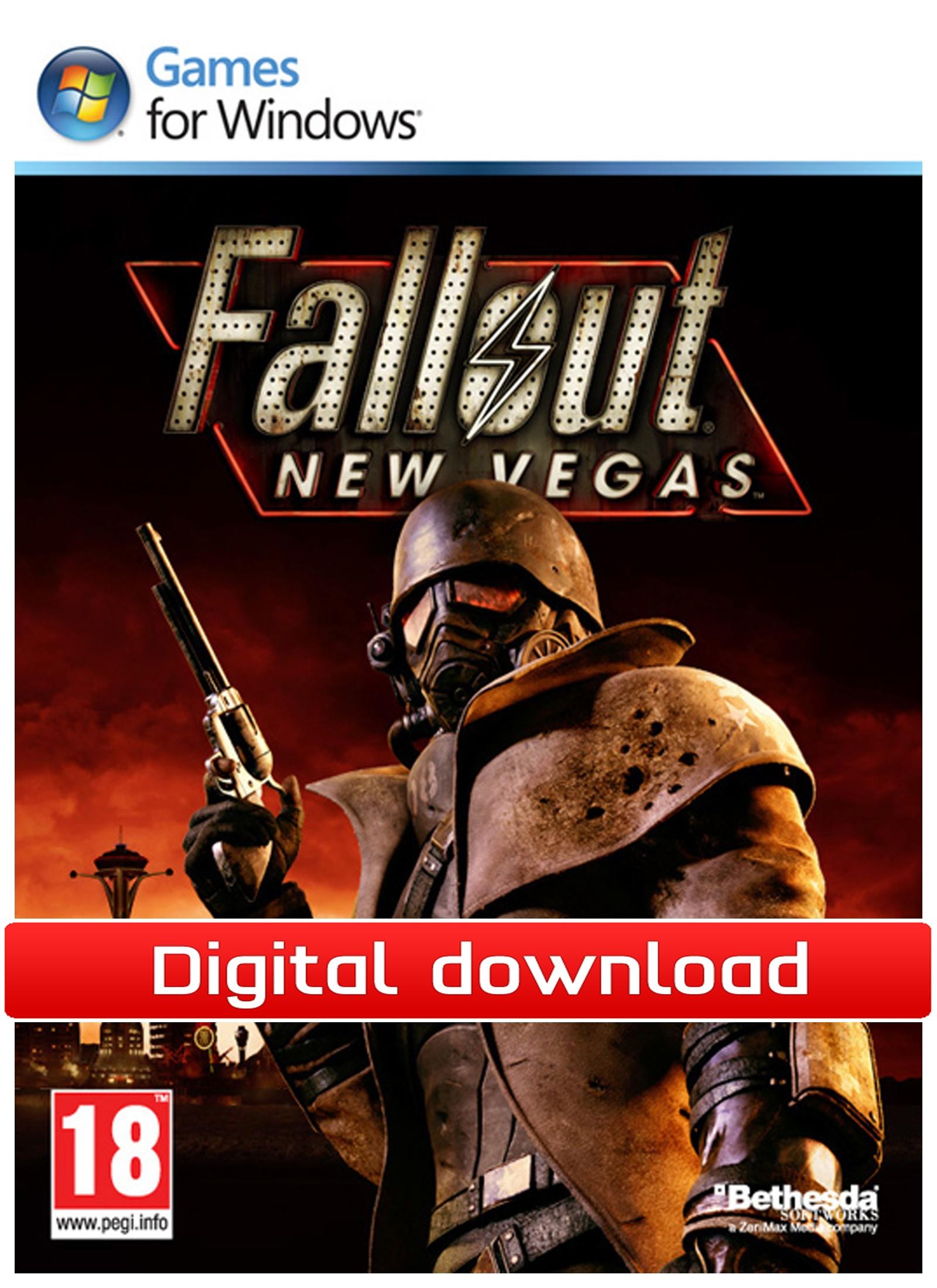 Fallout: New Vegas (PC nedlastning) PCDD28179