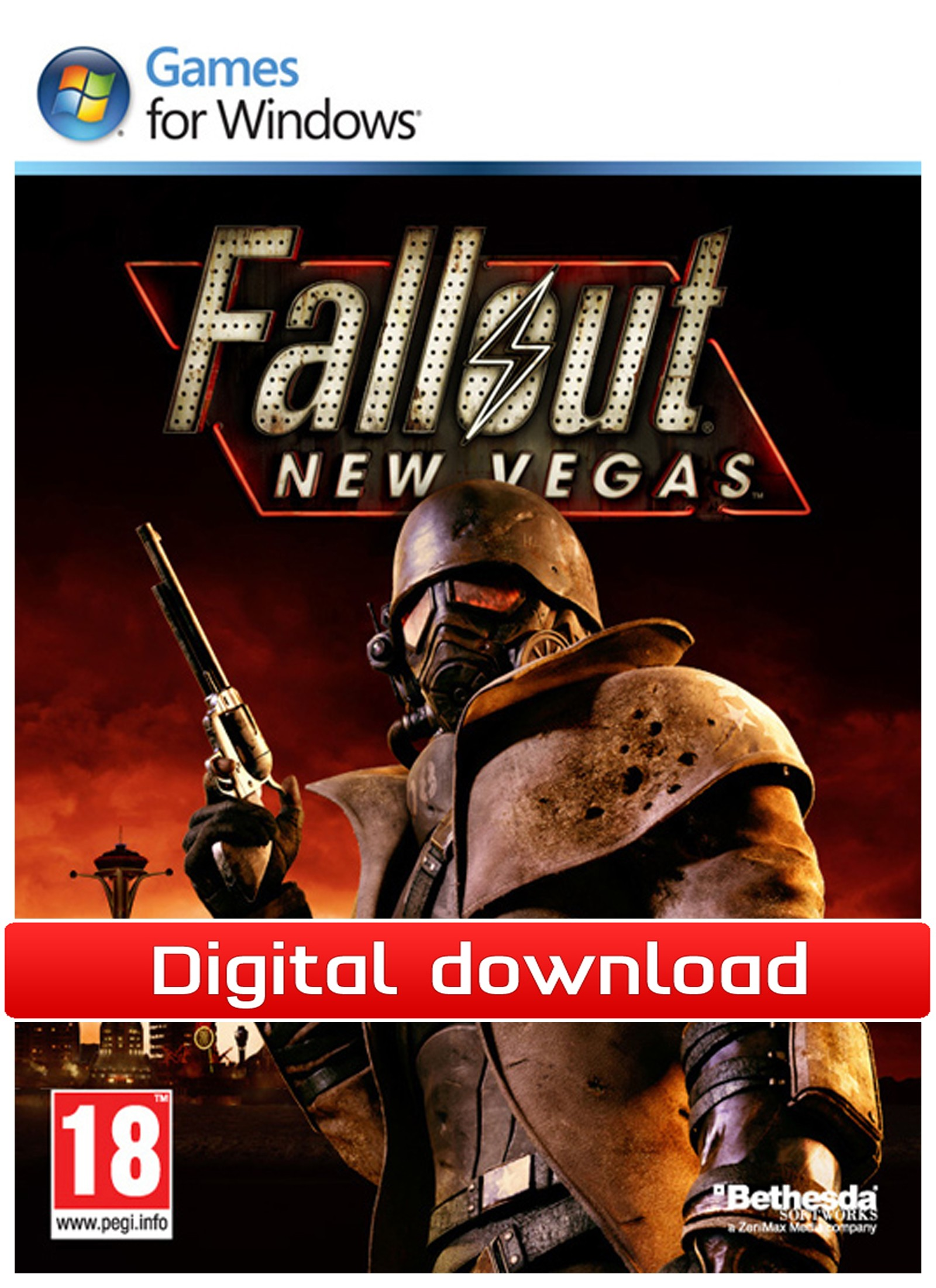 28179 : Fallout: New Vegas (PC nedlastning)