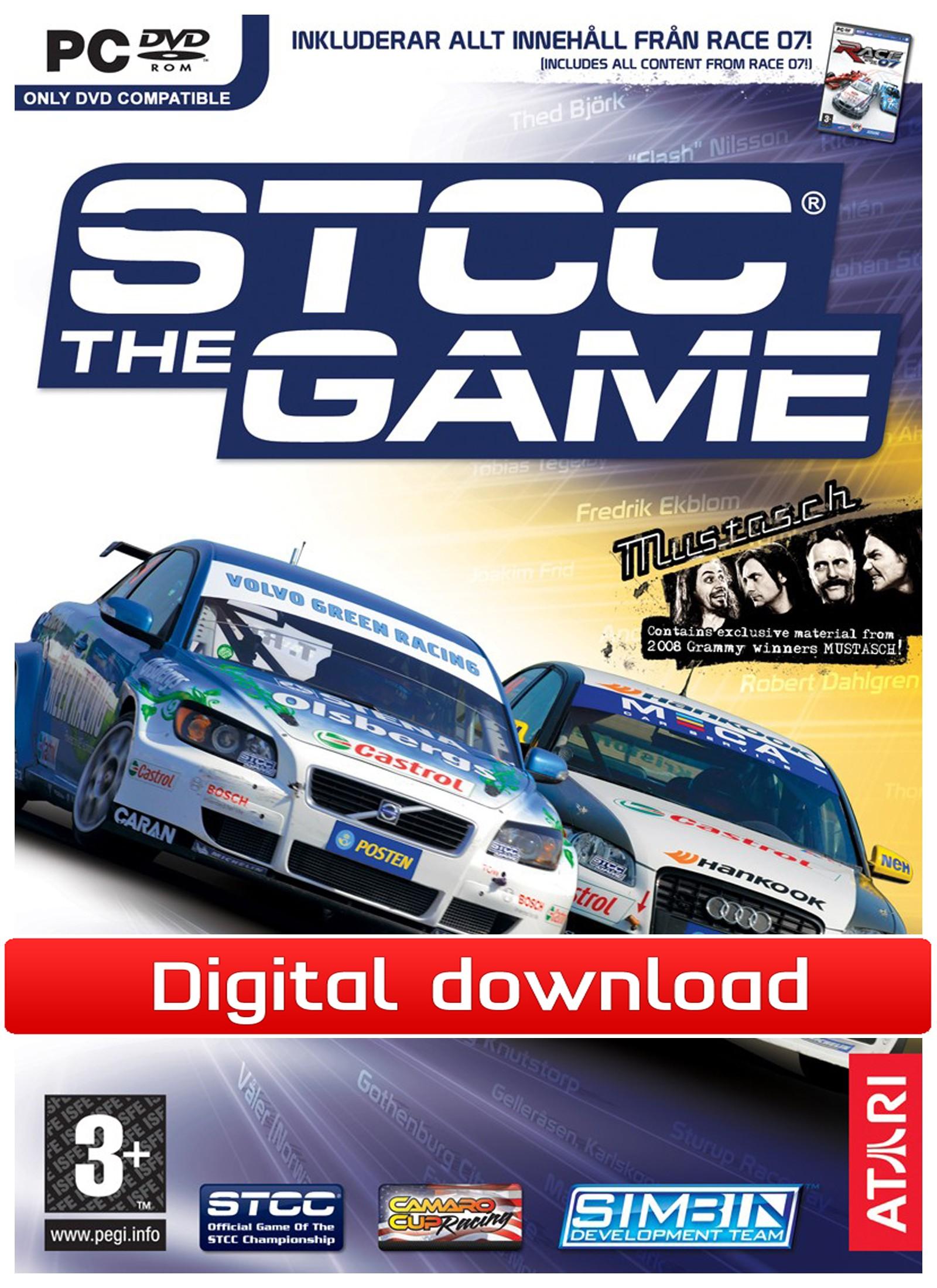 STCC The Game (PC nedlastning) PCDD28528