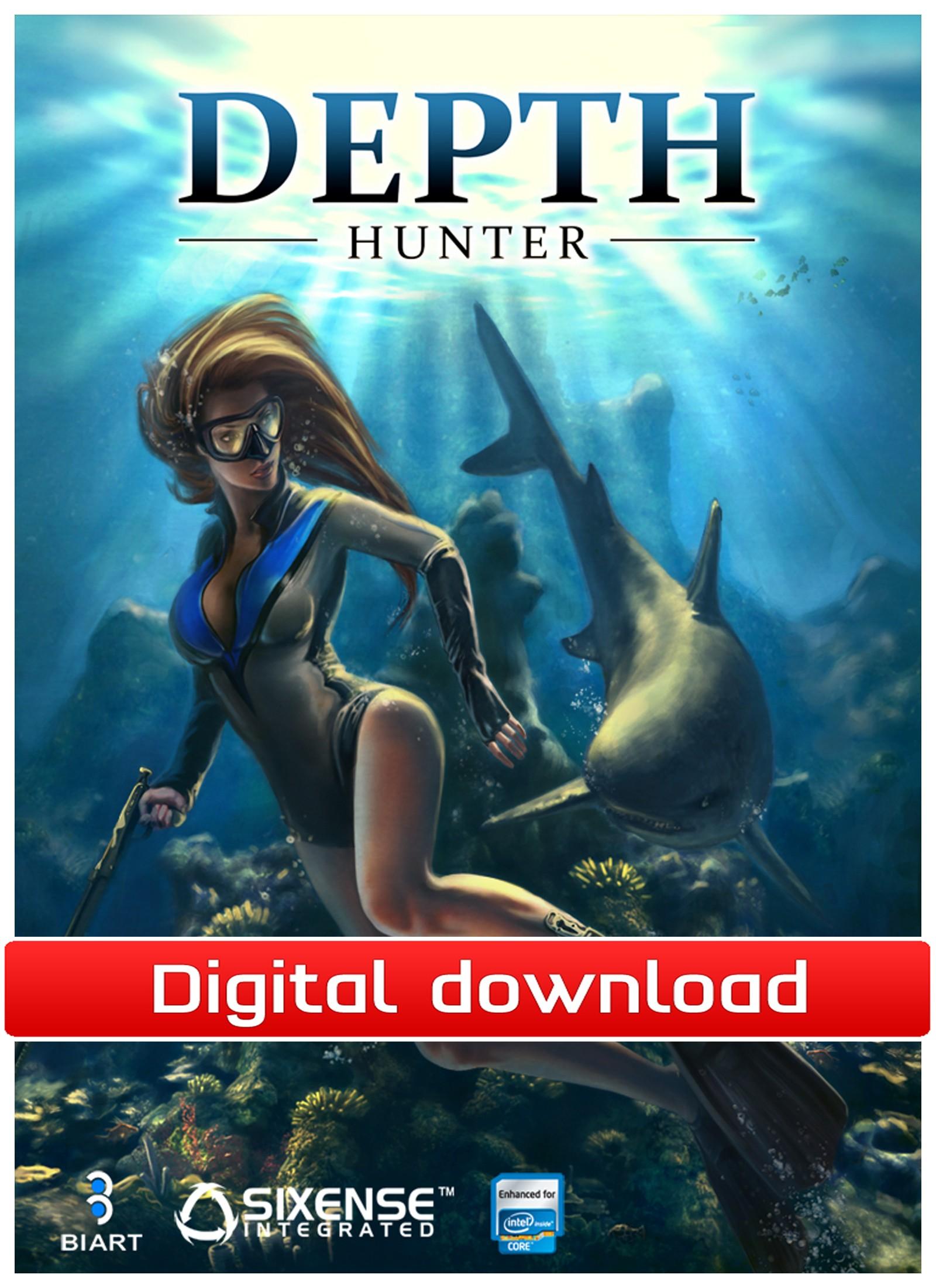 Depth Hunter (PC nedlastning) PCDD28675