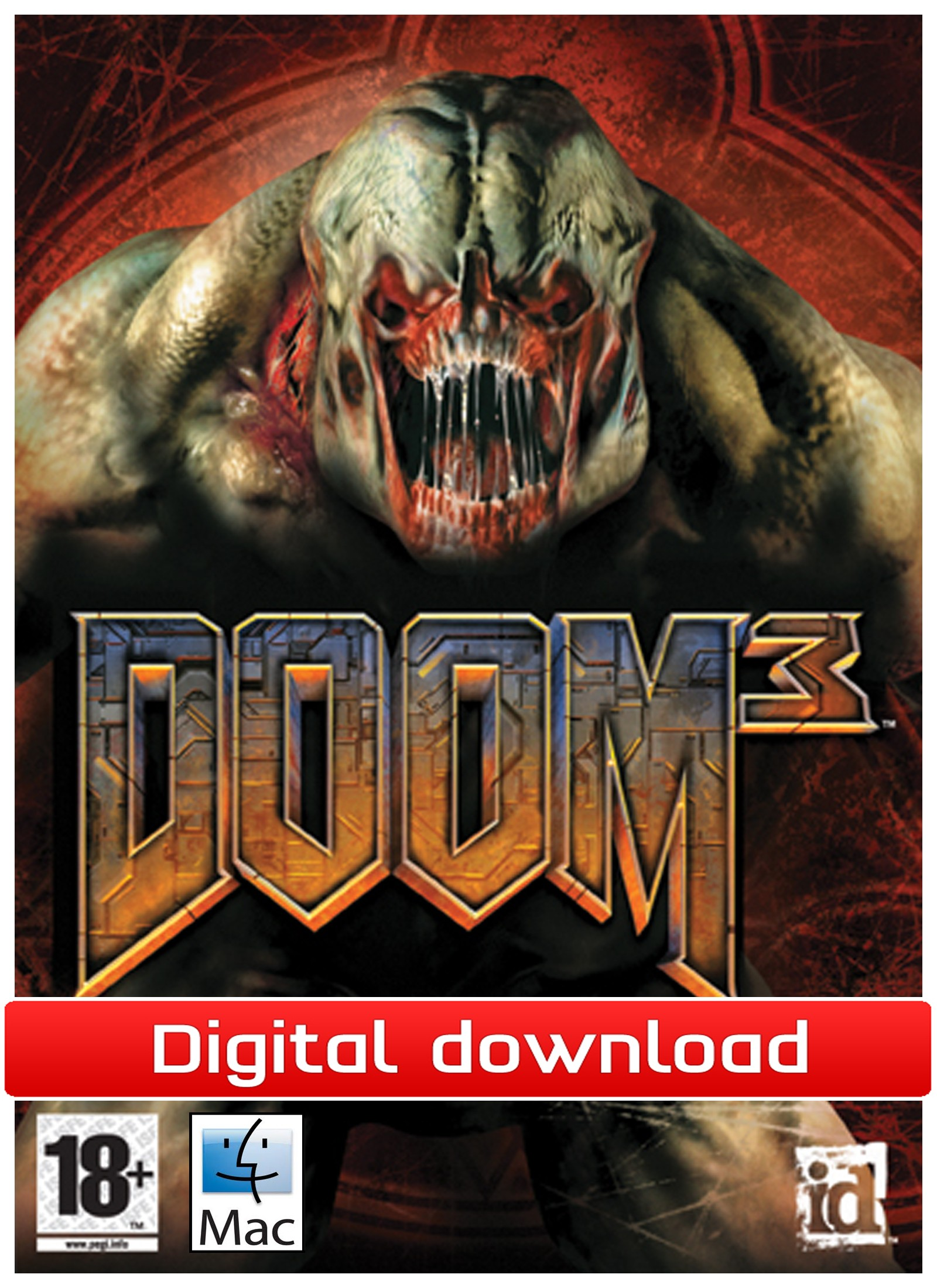 28687 : Doom 3 (Mac nedlastning)