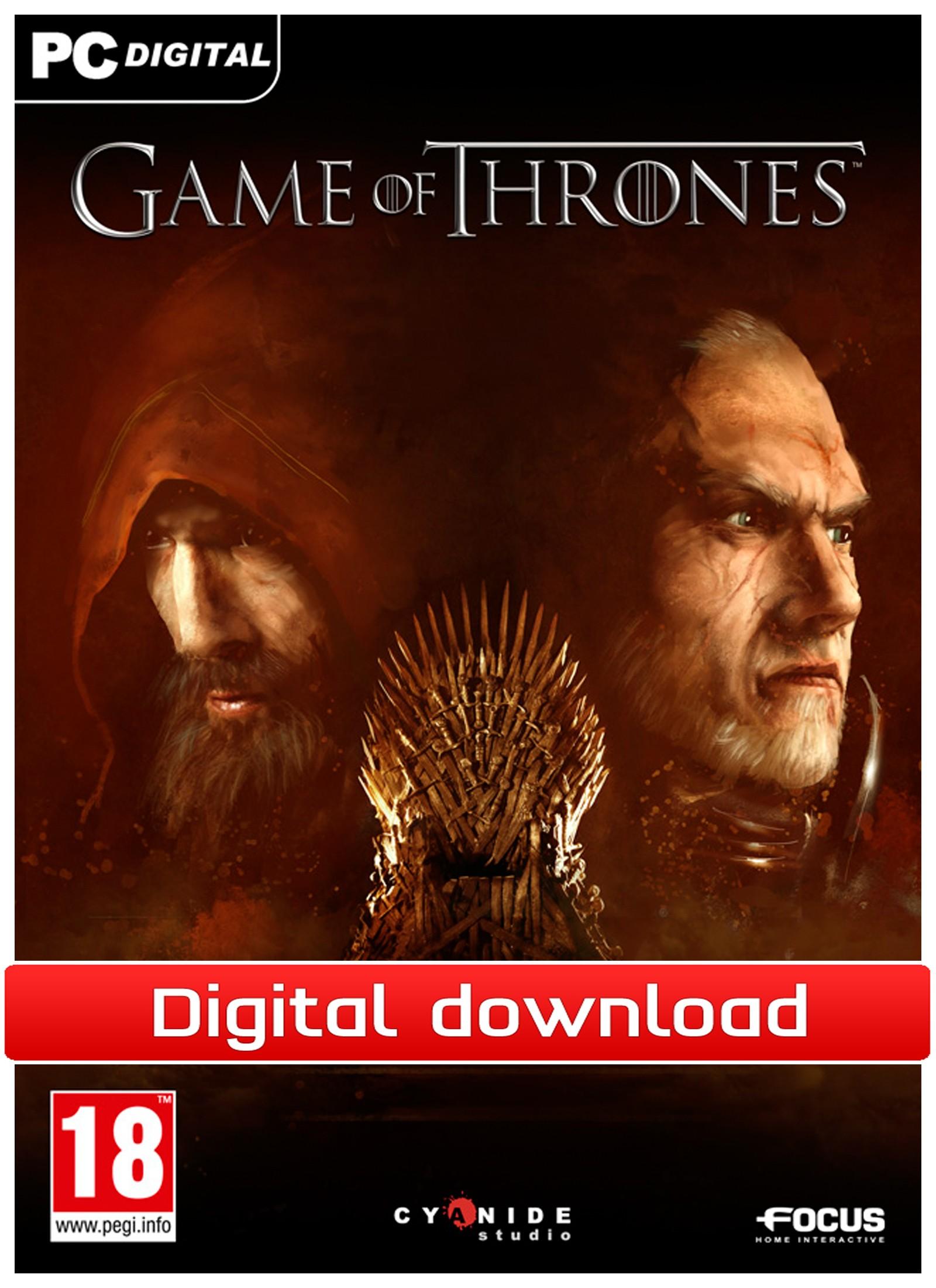 Game of Thrones - RPG (PC nedlastning) PCDD29810